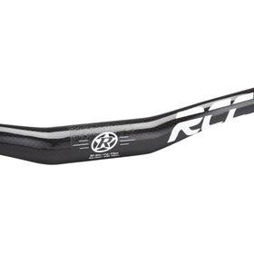 Reverse RCC-750 Glossy Cykelstyr 3-K Carbon Ø 31.8 mm sort